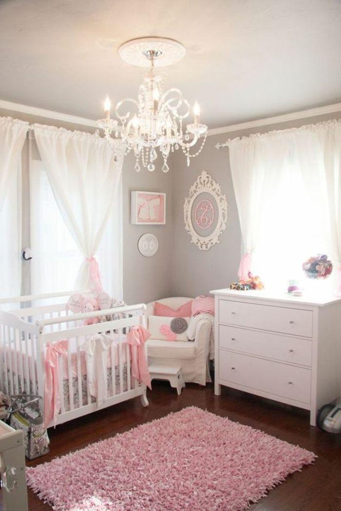 idées de décoration de chambre d'enfant pour tapis bébé fille au centre de la pièce   – Rund ums Kind