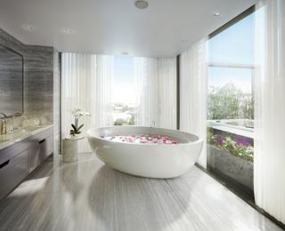 Art Exhibition Dreamy bathroom