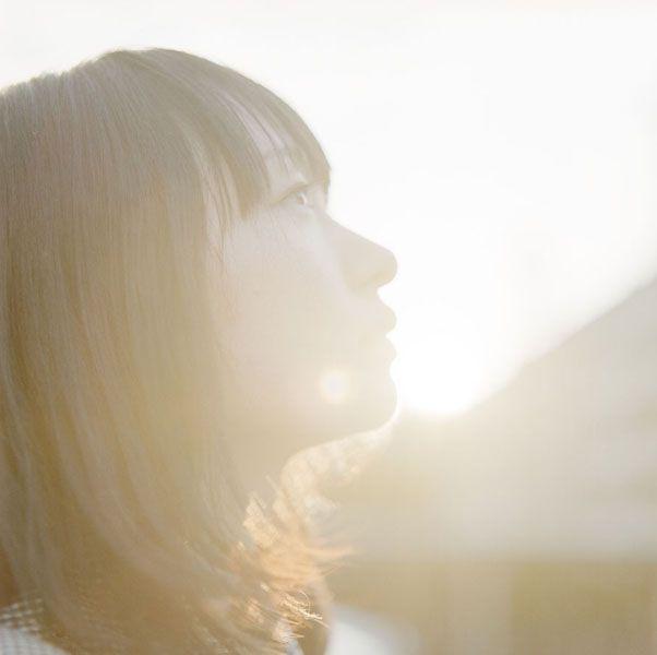 夕方, 逆光, ポートレート, 女性 / Kenji Okabe Photography
