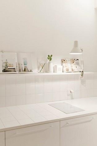 Linda Bergroth officeKitchens Interiors, Kitchens Spaces, Offices Design, Linda Bergroth, Kitchens Ideas, Ideas Offices, White Interiors, Design Offices, White Kitchens