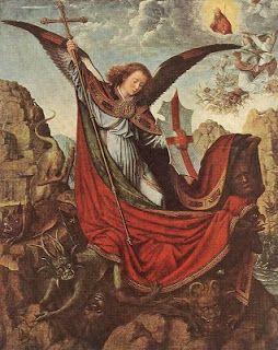 Oraciones Catolicas Milagrosas: Oración De Combate De San Miguel