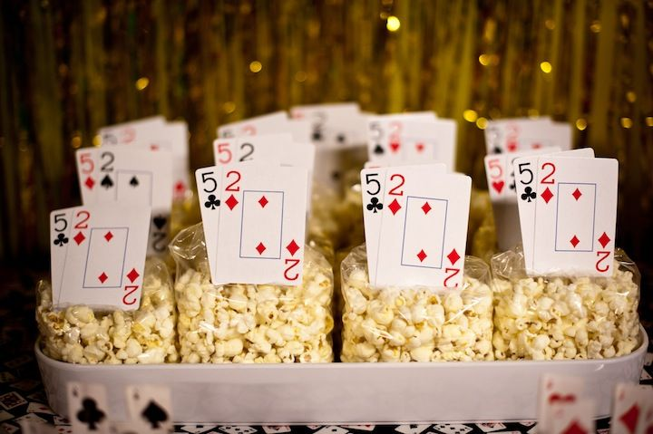 a. party style: lucky number seven :: casino party
