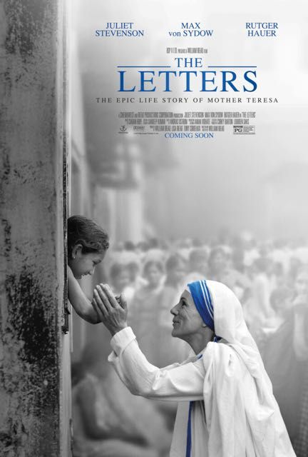 Make time in your holiday schedule for the Mother Teresa movie The Letters. It's sure to inspire you to give more to your family and others.#TheLetters (ad)