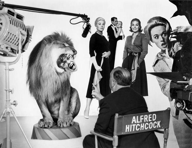 Mood of the week - Hitchcock Extravaganza
