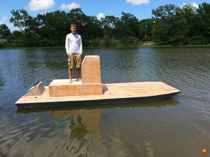 1000+ images about One Man Boat Idea on Pinterest | Small fishing boats, Homemade and Duck boat
