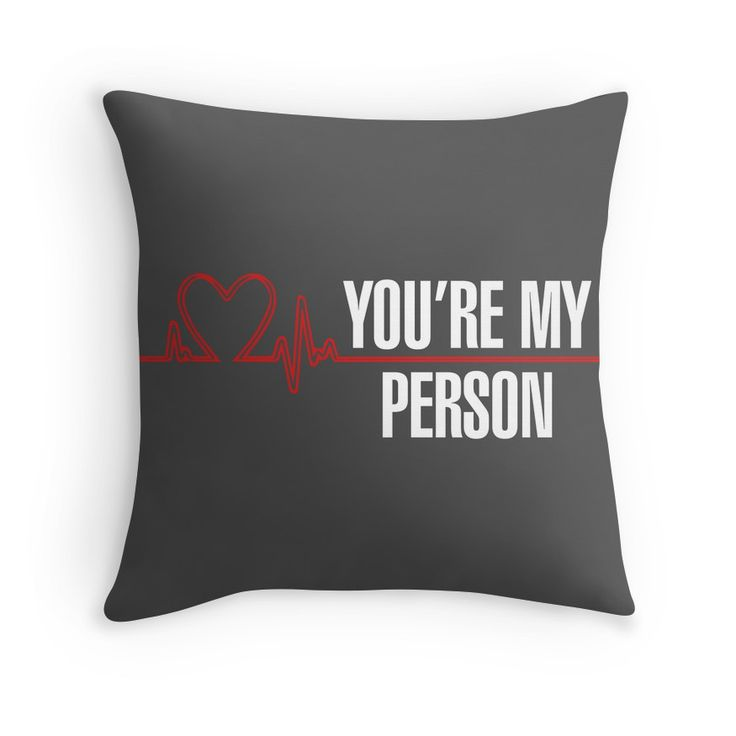 Grey's Anatomy - You're My Person