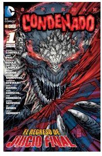 "Via-News.es - ""Superman: Condenado #01"" (Greg Pak, Lobdell, Tony Daniel y otros, ECC Comics)"