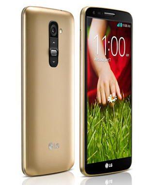 LG G2 recebe versão dourada no Taiwan