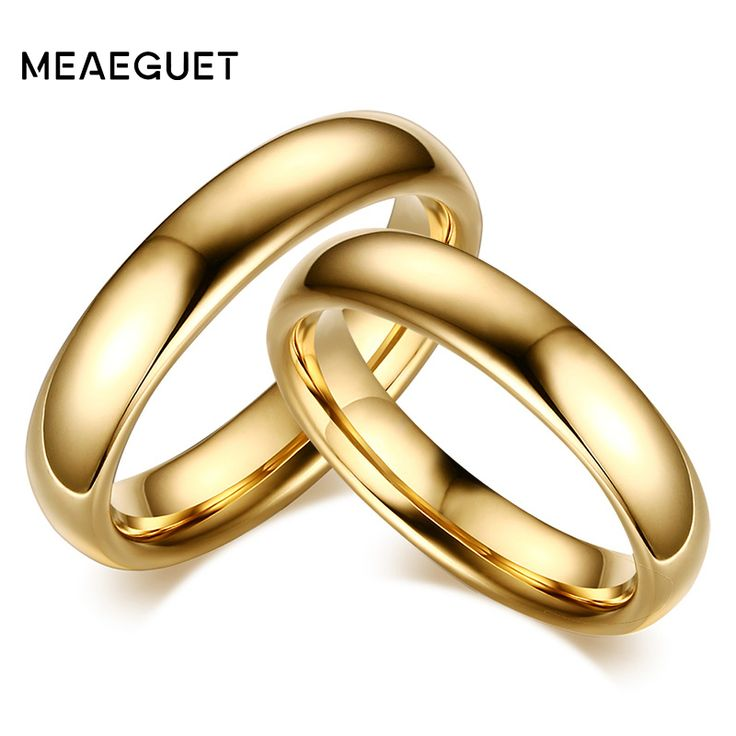 Meaeguet Винтаж карбида вольфрама обручальные кольца для пара, Цвет любовника обручальное Анель ювелирные изделия купить на AliExpress