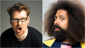 Justin Roiland (Rick and Morty) To Host Live VR Talk Show With Reggie Watts