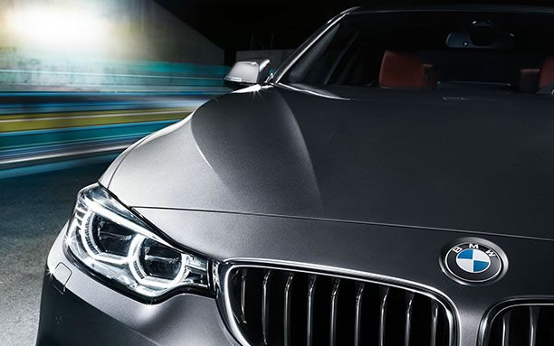 BMW 4 Series Coupé : Images and video