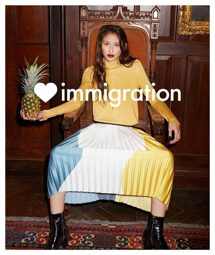 #heartImmigration: Jigsaw's new campaign pro immigrants    jigsaw, immigration campaign