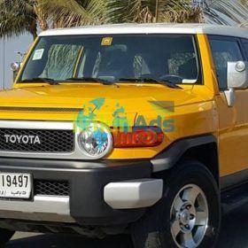FOR SALE: Toyota FJ Cruiser 4x4