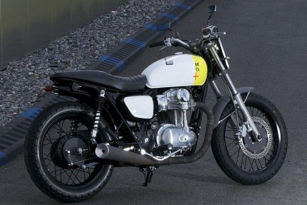 Philippe Stark + Kawasaki