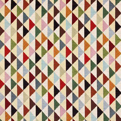 Gobelin Triangles - Bavlna - Polyester - Polyakryl - barevny mix
