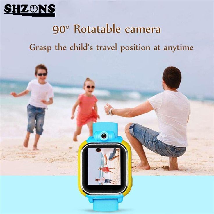 "46.94$  Know more - 2017 Newest 1.54"" HD Touch Screen Kids SmartWatch 3G Android Kids Moblie Phone GPS +AGPS + WIFI Multi-function smartwatch   #aliexpress"