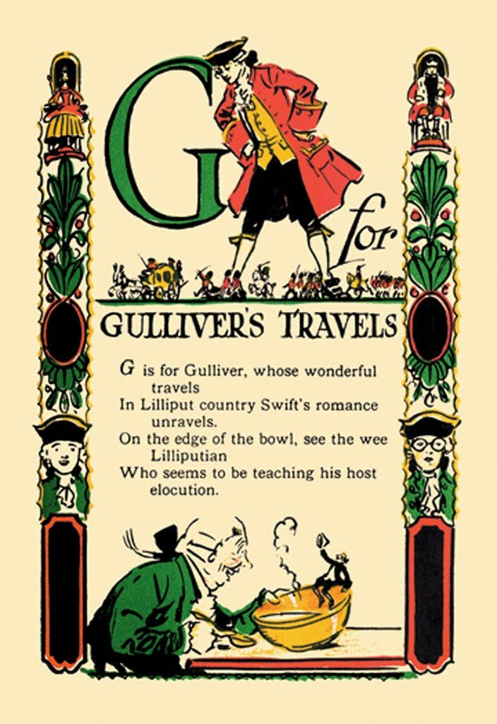 understanding gulliver s travels in the Gulliver's travels jonathan swift wrote gulliver's travels in 1762 with the intent of entertaining many people entertainment through satire is what swift had in mind.