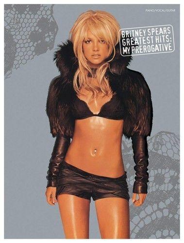 HAL Leonard® - Britney Spears: Greatest Hits: My Prerogative Songbook