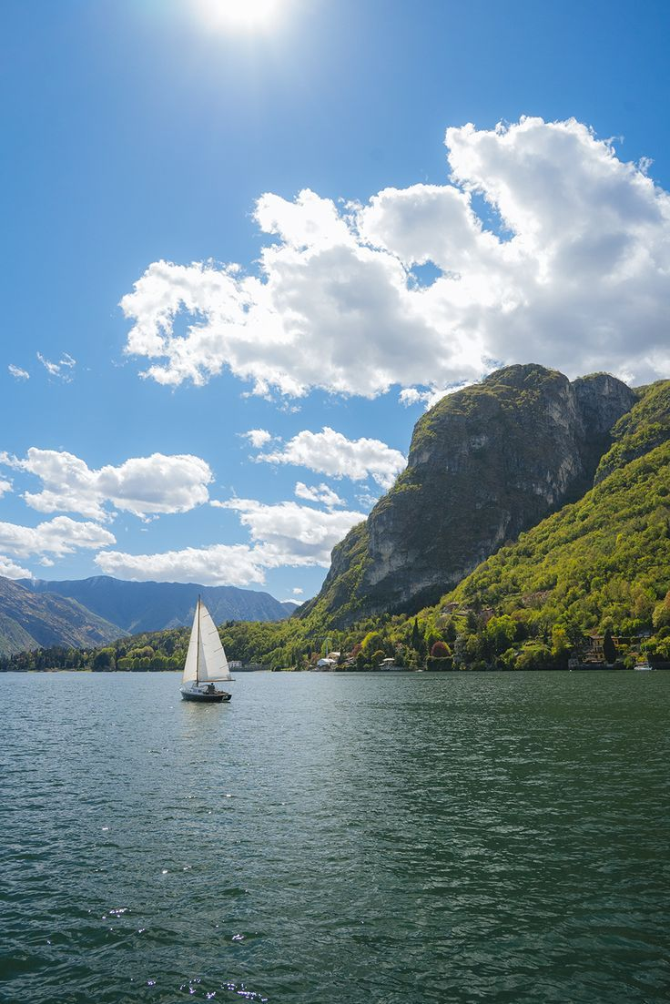 Learn about boating on beautiful Lake Como, Italy