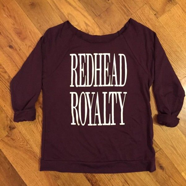 There is nothing like a beautiful #REDHEAD SALE!!! If you've shopped with us before, you know things go fast.  Get 15% off EVERY ITEM in the shop for a *limited time* by simply signing up here to get your exclusive code: http://howtobearedhead.com  [If you are already a part of our newsletter, look in your inbox!!]