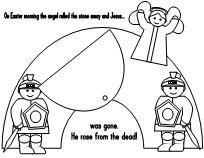 Best 25 empty tomb ideas on pinterest empty tomb image for Jesus is alive craft ideas