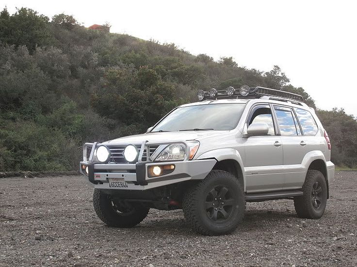 Any interest for GX470 offroad parts? - Club Lexus Forums