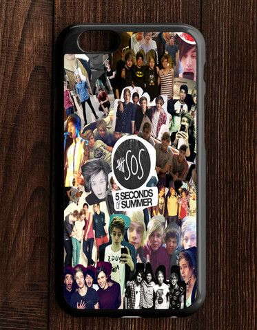 5 Second Of Summer Collage Band Music iPhone 6 | 6S Case