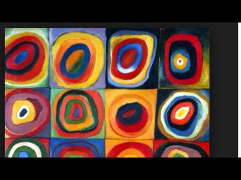 a biography of the life and painting works of wassily kandinsky Interesting wassily kandinsky facts: in 1892 wassily kandinsky married he moved to munich to study art wassily kandinsky's early work was inspired by music and color as emotion and in the first decade of the towards the end of his life wassily kandinsky became depressed as his work was.