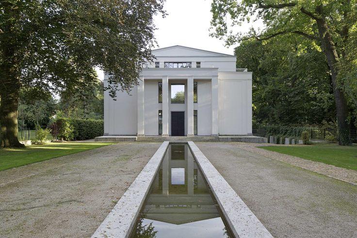 Residenz mit zentralem Lichthof - Den Himmel im Haus - VOGEL CG ARCHITEKTEN BERLIN