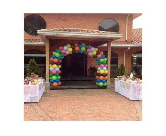 DECORACIONES LUCIANA Decoracion fiestas infantiles, trabajos en globos e icopor, montaje de escenarios