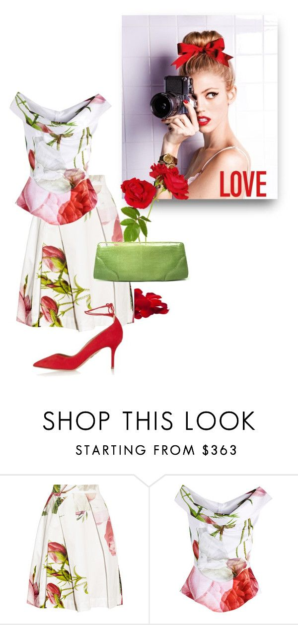 """""""love"""" by sensual-spirit on Polyvore featuring Vivienne Westwood Anglomania, Kerr® and Cece Cord"""