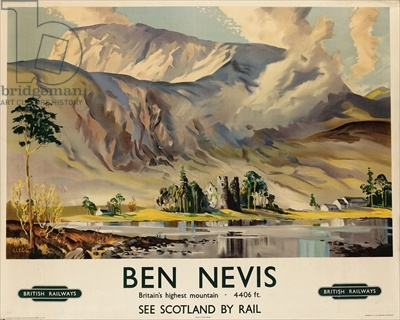 Ben Nevis :) walking and mountainbiking   - heart!