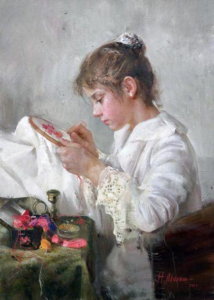 Natasha Milashevich (1967, Russian)