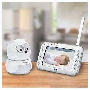VTech Safe & Sound® Owl Digital Video Baby Monit... : Target