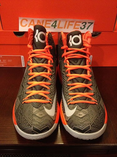 Nike Kevin Durant KD V 5 BHM DS Size US 14 MSG Me for $190 00 Shipped Last Pair | eBay