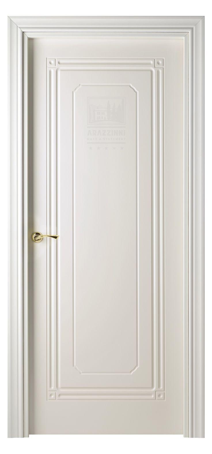 Cabla Interior Door White Ash