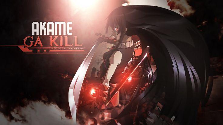 Akame Ga Kill Wallpaper: Akame_ga_kill_wallpaper_by_redeye27-d7spegb.jpg (1024×576