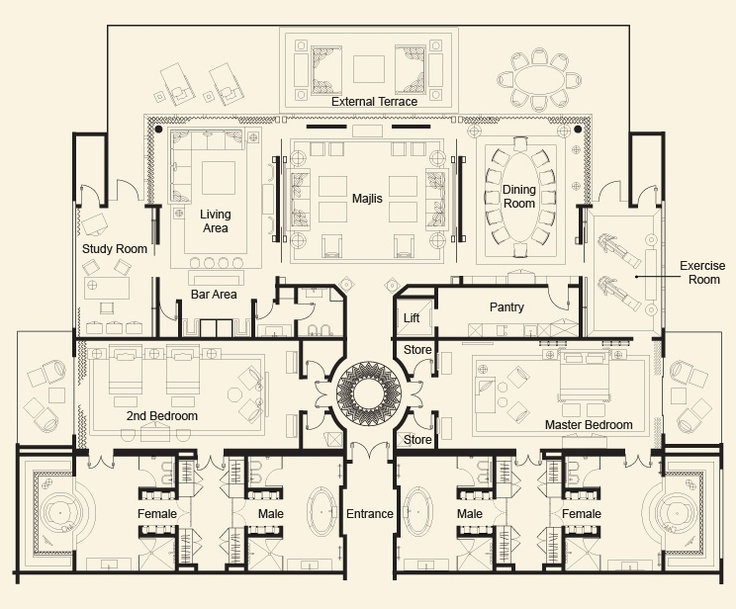Mansion floor plan home plans pinterest the floor Estate home floor plans