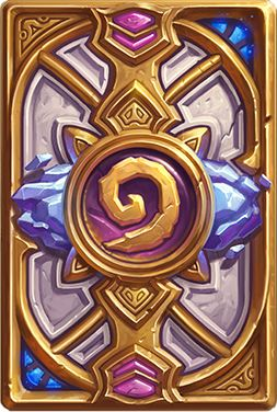 "The Card Backs of Hearthstone - ""Maurading Maraad"""