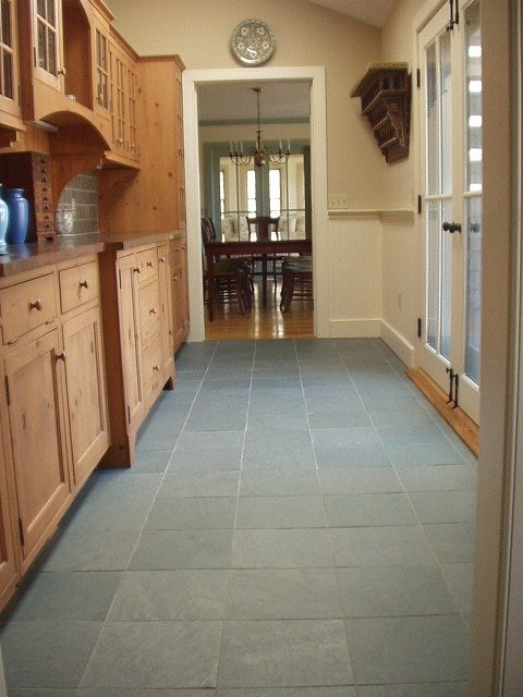 vermont slate flooring | 2010  Kraus Tile and Woodworking. All Rights  Reserved.