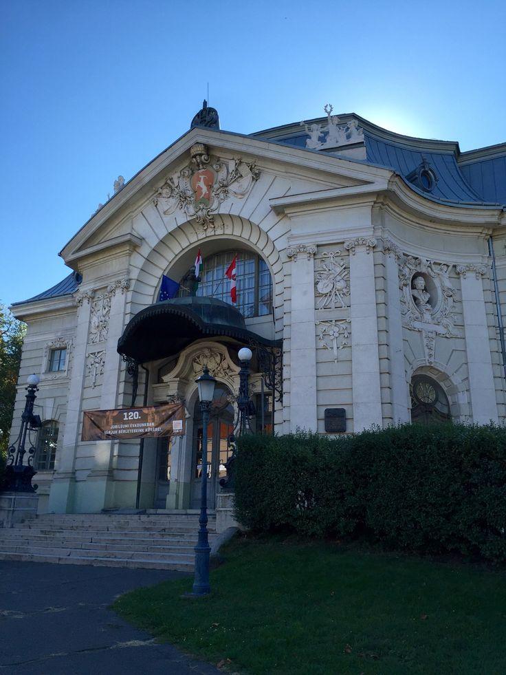 Kecskemét Theater, Kecskemét, Hungary, Photo by Megan K. Lethbridge