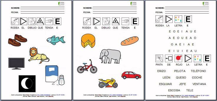 Pin Pin Aprendizaje Escritura Fichas Series Para Imprimir on Pinterest