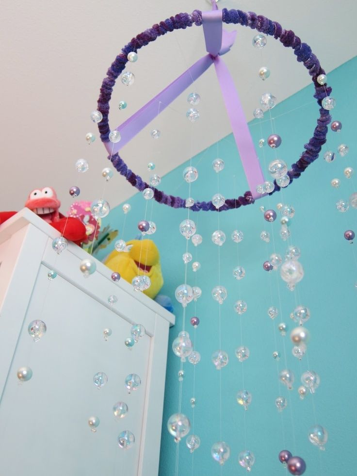 mermaid+room | All Sorts of Random: Little Mermaid Room Bubble ... | Decor: for Kids