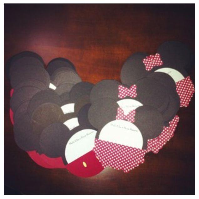 Festas dos gêmeos Maria Elisa e Pedro Augusto! Tema Mickey e Minnie   camila.xcarvalho@icloud.com