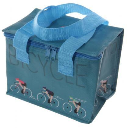 Chladící taška - Cyklista, design Jack Evans  Ideální doplněk na piknik a cestování. #kolo #coolbag #picnic #accessories #cycling #bike #giftware