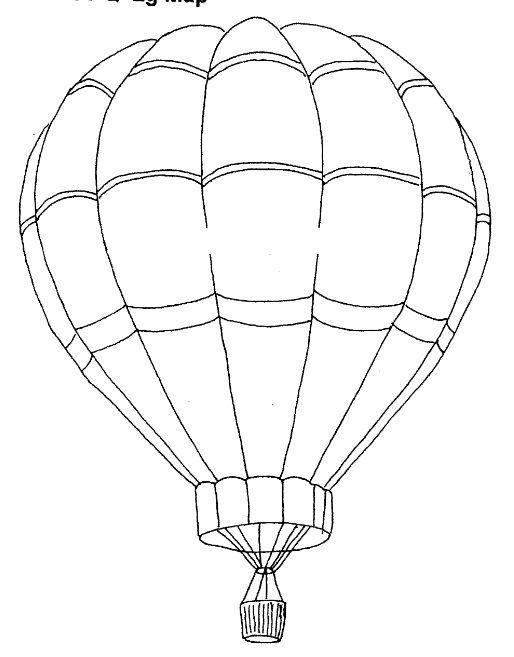 hot air balloon drawing google search hot air balloons