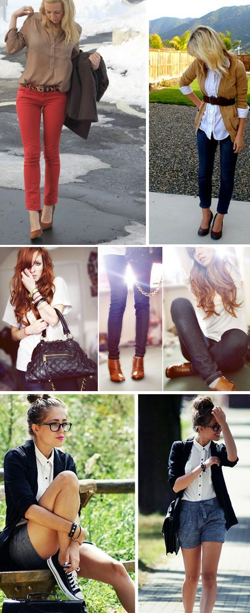 What do you think about these back to school dress ideas?
