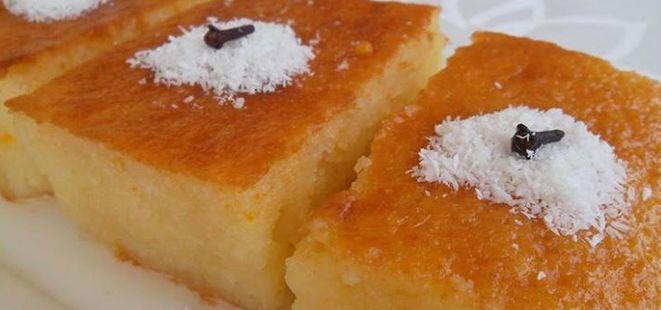 Akşam yemeğinden sonra şerbetli bir Peynirli Revani Tatlısı nasılda iyi gider :)  #şerbet #peynir #revani #tatlı  http://www.yemekhaberleri.com/peynirli-revani-tatlisi/