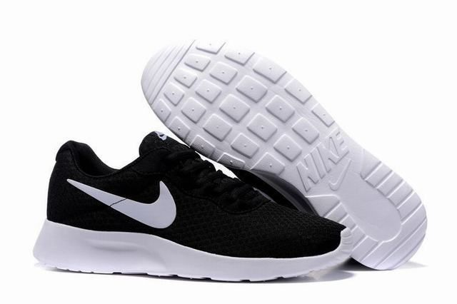 shopping presenting top quality chaussures nike femme roshe run nike roshe nouveau noir et blanche ...