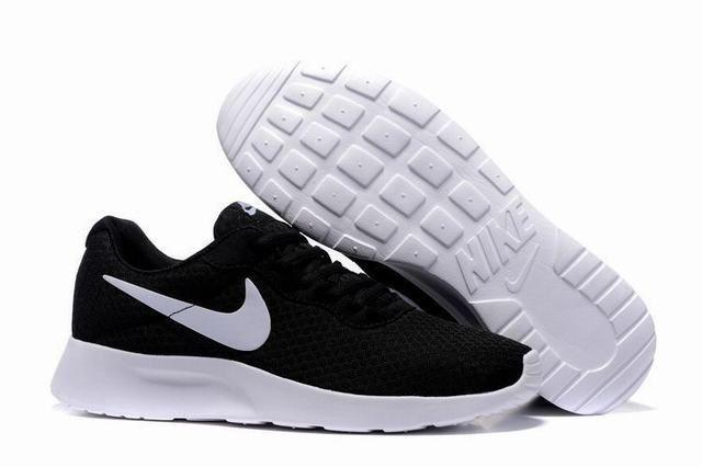 free run 5.0 noir et blanche